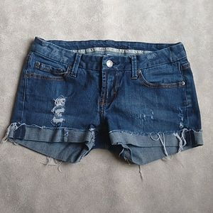 Heritage 1981 Denim Shorts Size 7